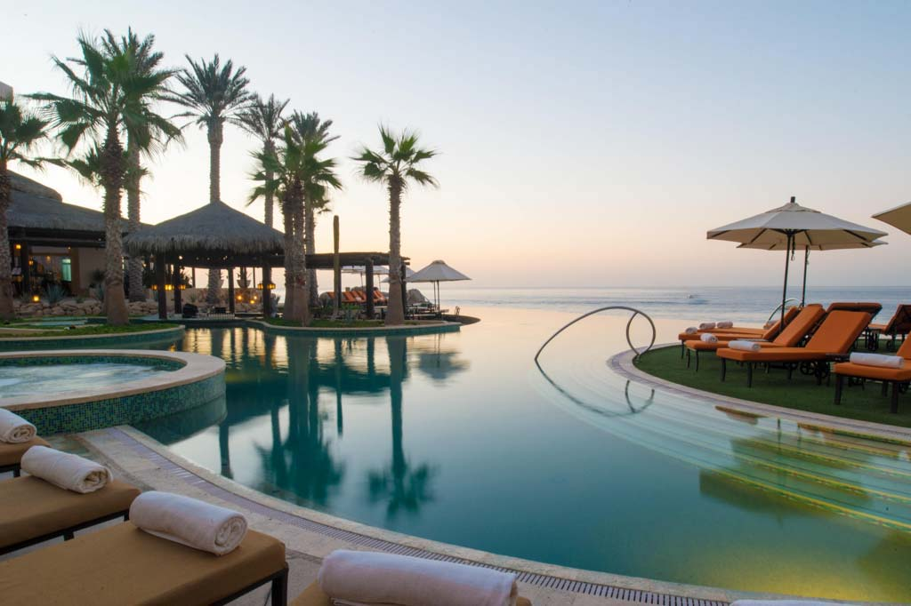 Grand Solmar Land's End Resort & Spa   Las Olas Pool