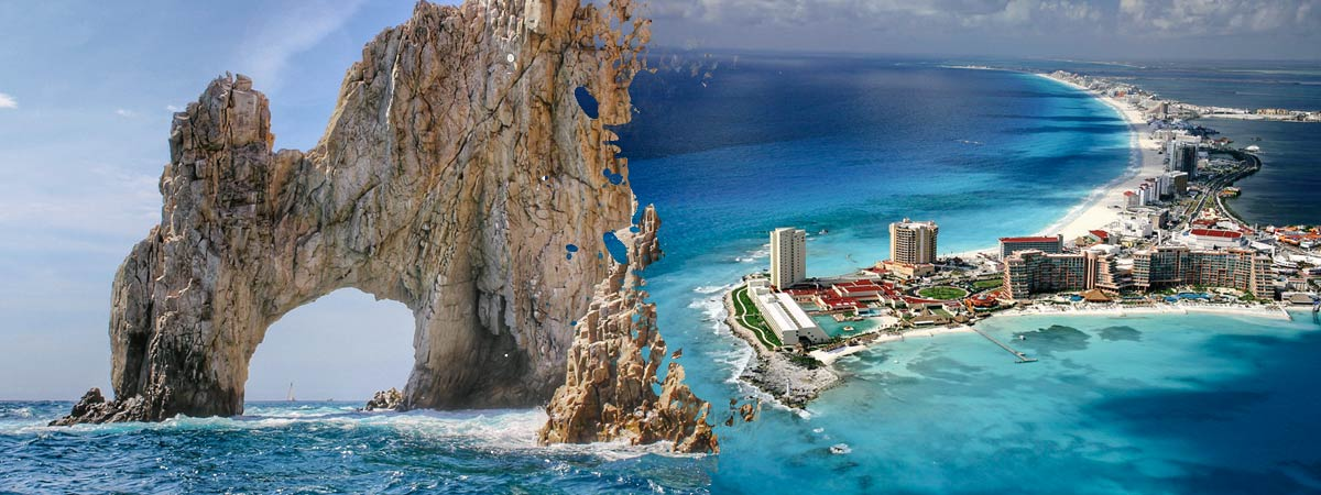 Cabo San Lucas Vs Cancun