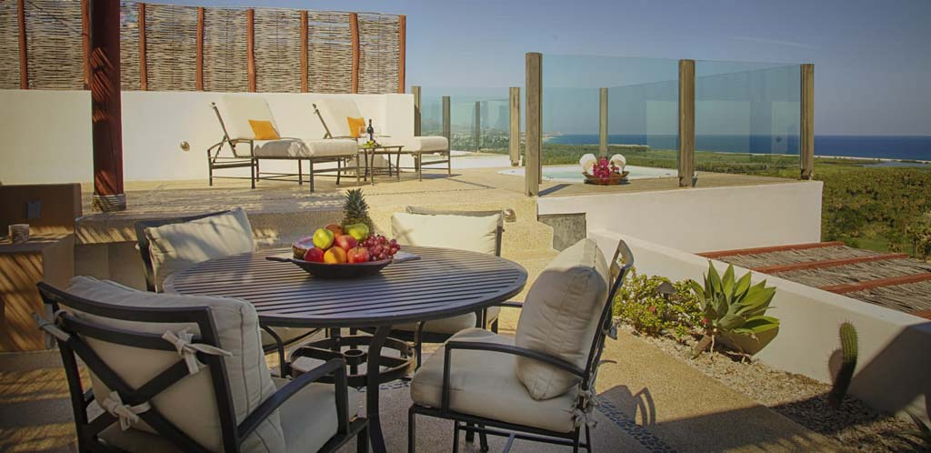 Alegranza San Jose Del Cabo   Penthouse Patio