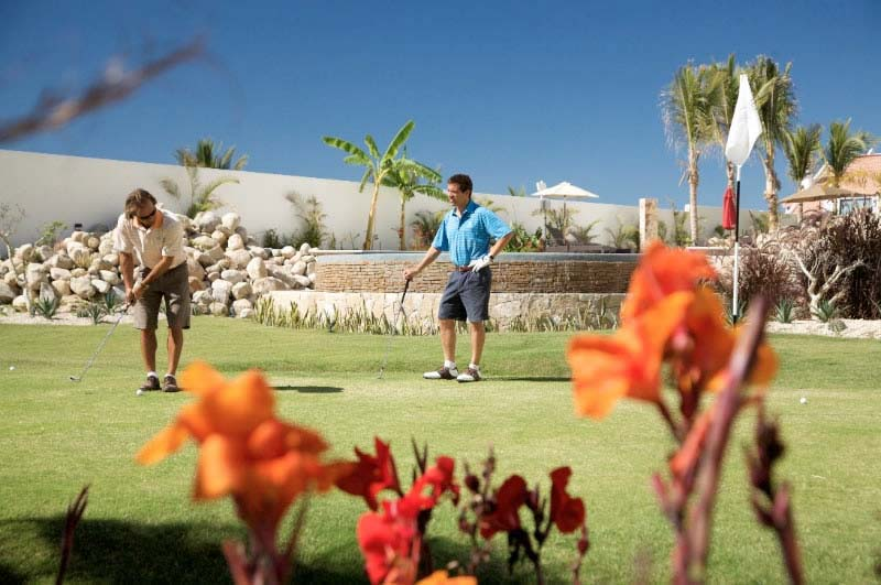 Alegranza San Jose Del Cabo   Putting Green