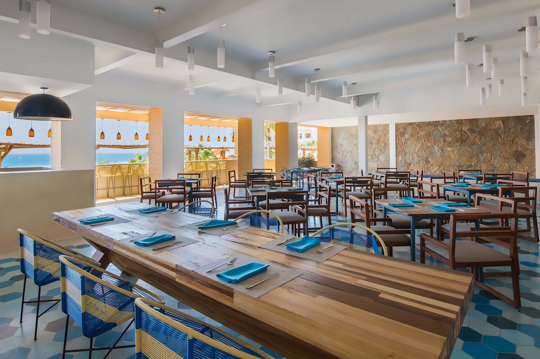 Gallery   Blu Restaurant At Grand Fiesta Americana Los Cabos All Inclusive Golf & Spa