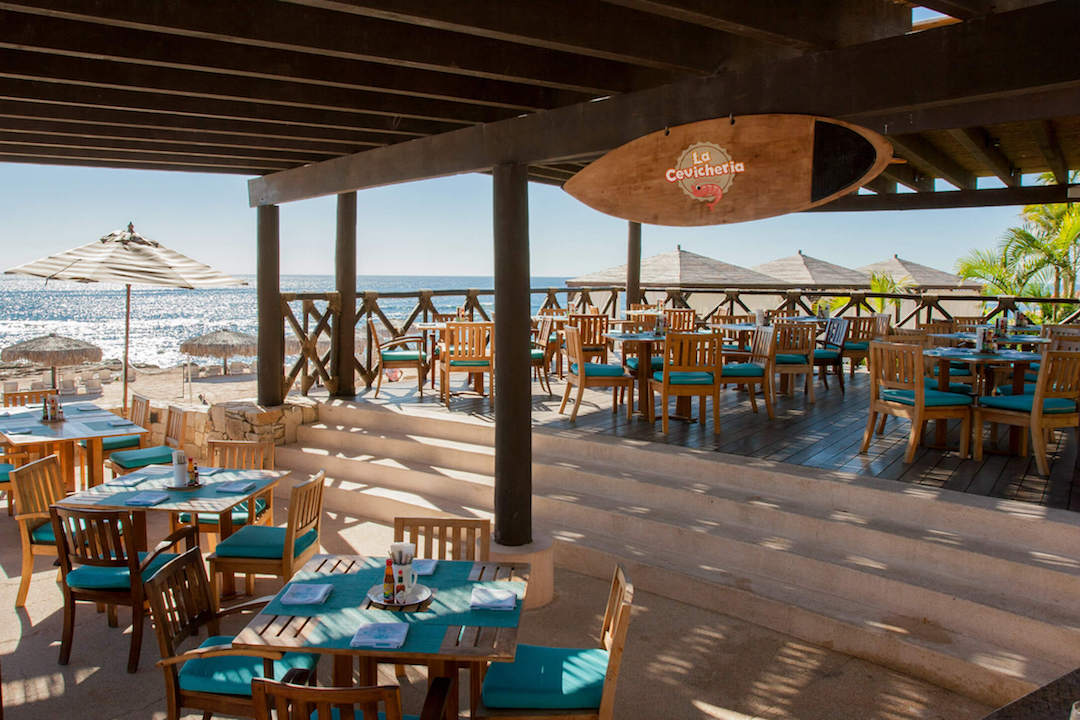 Gallery   Cevicheria / Seafood Restaurant At Grand Fiesta Americana Los Cabos All Inclusive Golf & Spa