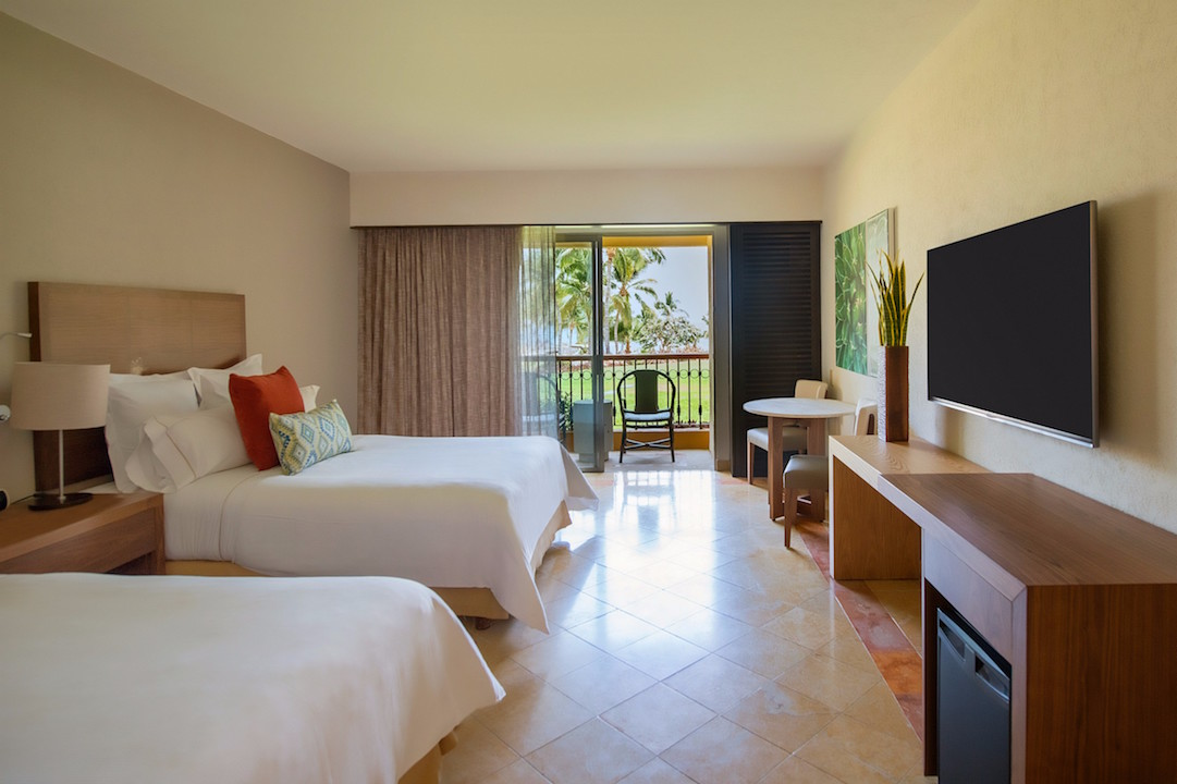 Gallery   Deluxe Double Garden View Room    Grand Fiesta Americana Los Cabos All Inclusive Golf & Spa