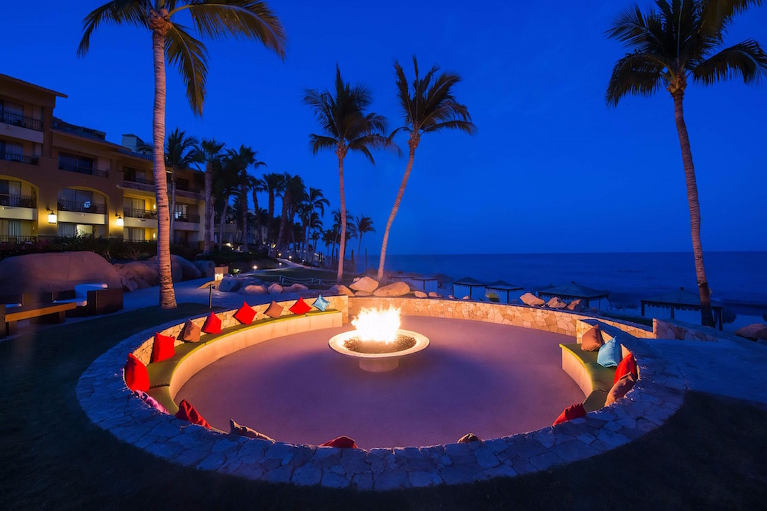 Gallery   Fire Pit At Grand Fiesta Americana Los Cabos All Inclusive Golf & Spa