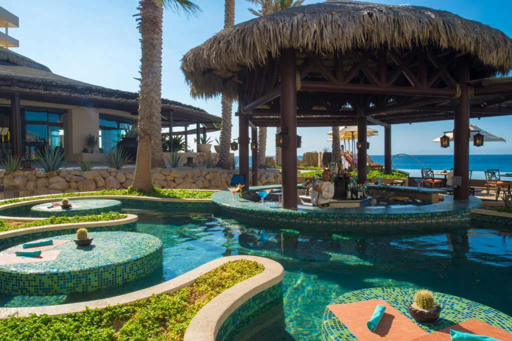 Grand Solmar Land's End Resort & Spa   Las Olas Pool Bar