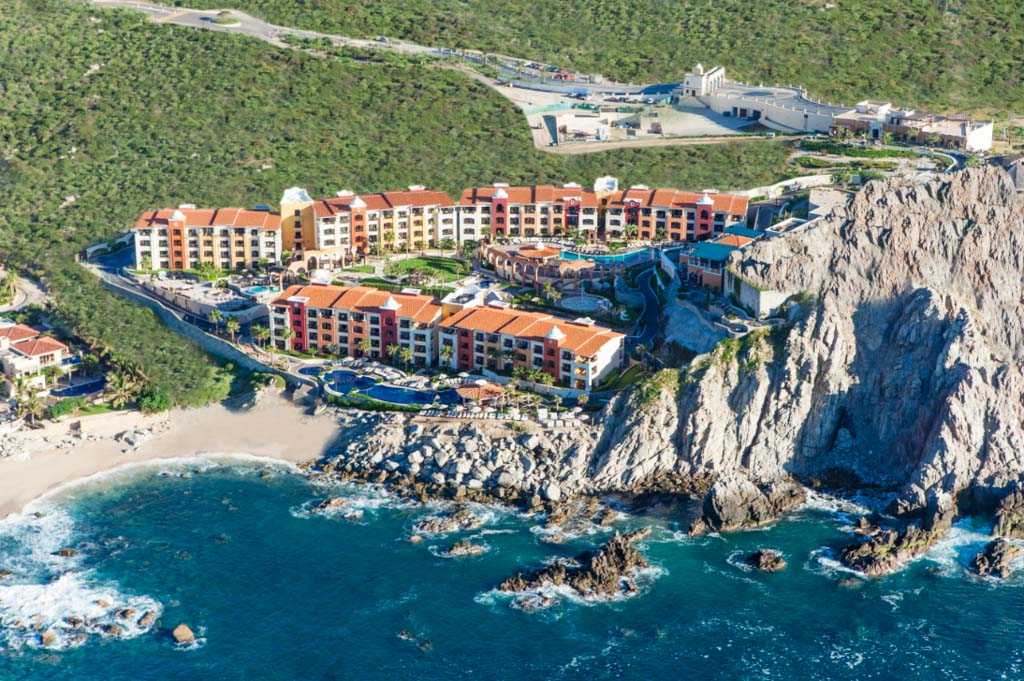 Hacienda Encantada Resort & Spa   Arial View