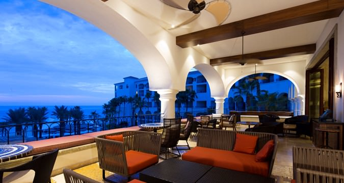 Gallery   Hilton Los Cabos Beach & Golf Resort   Lobby Veranda