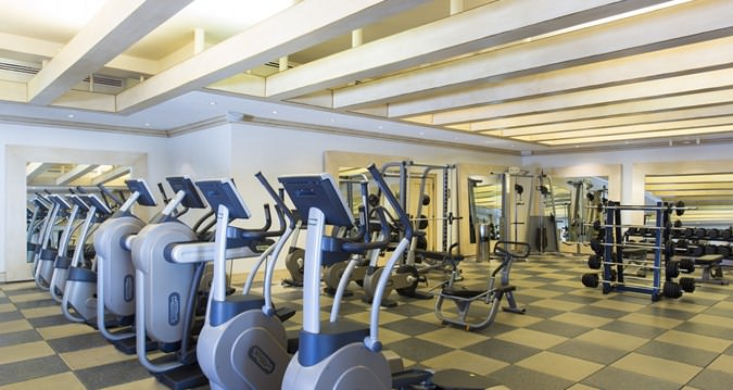 Gallery   Hilton Los Cabos Beach & Golf Resort  Fitness Center