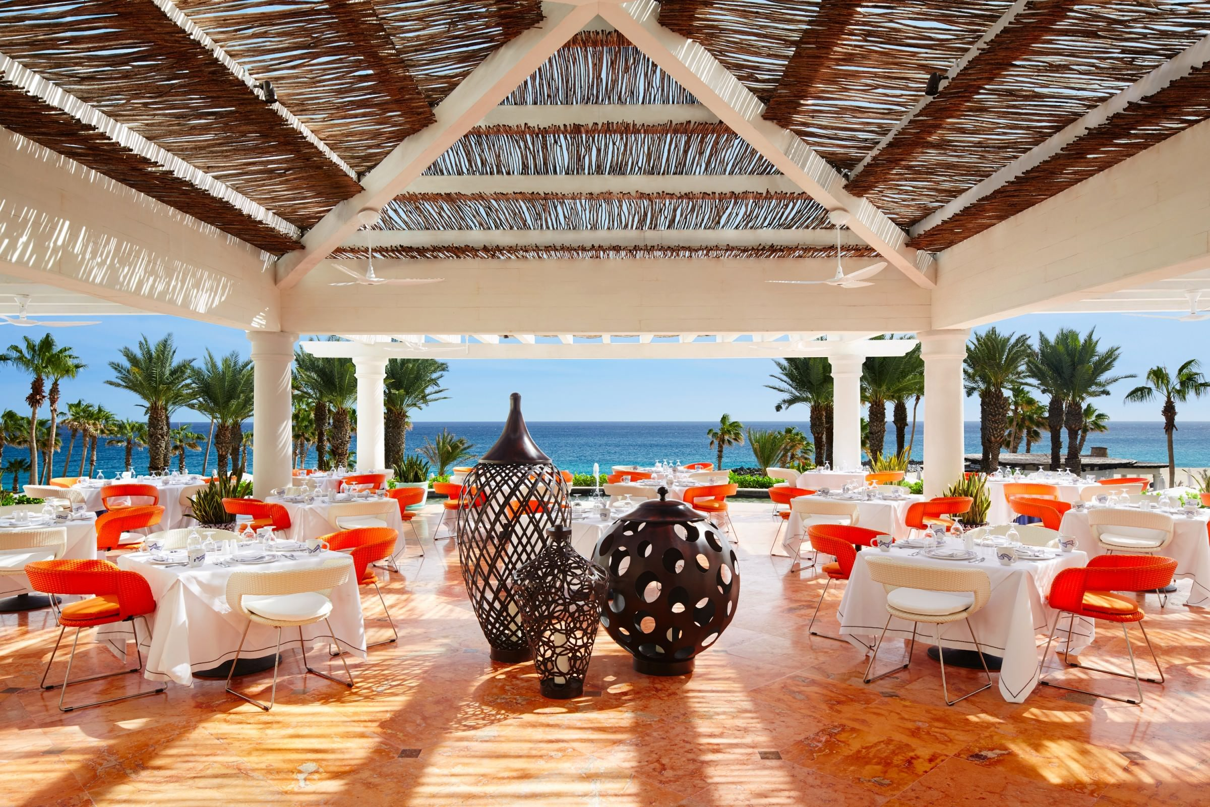 Gallery   Hilton Los Cabos Beach & Golf Resort   Restaurant