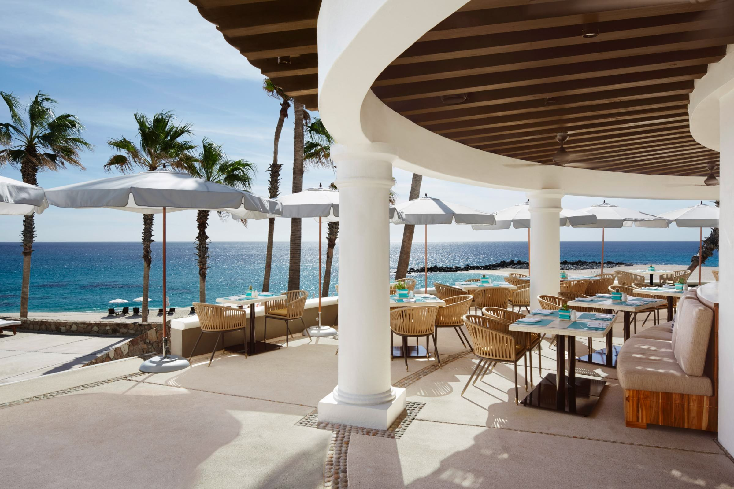 Gallery   Hilton Los Cabos Beach & Golf Resort   Lunch