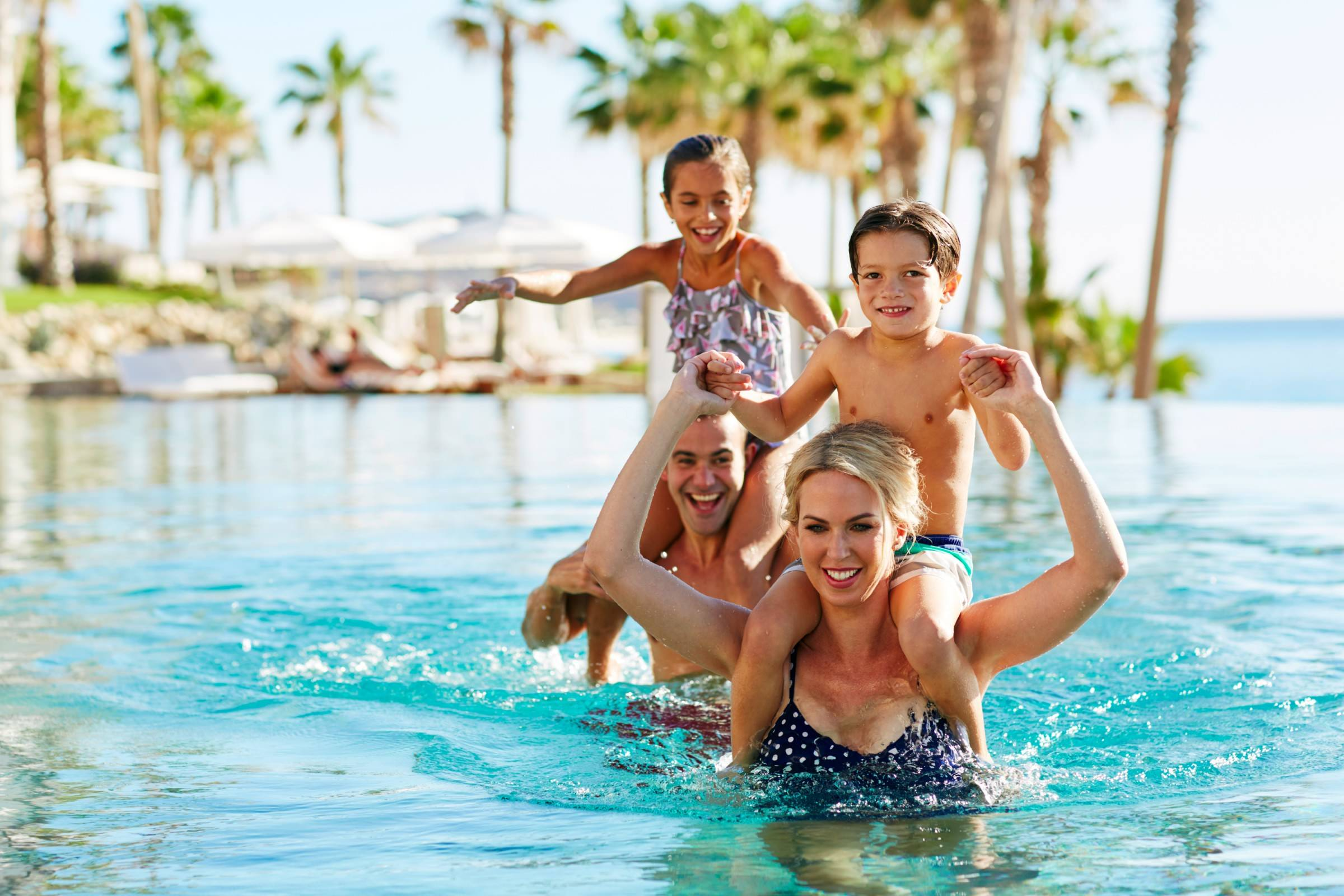 Gallery   Hilton Los Cabos Beach & Golf Resort   Family