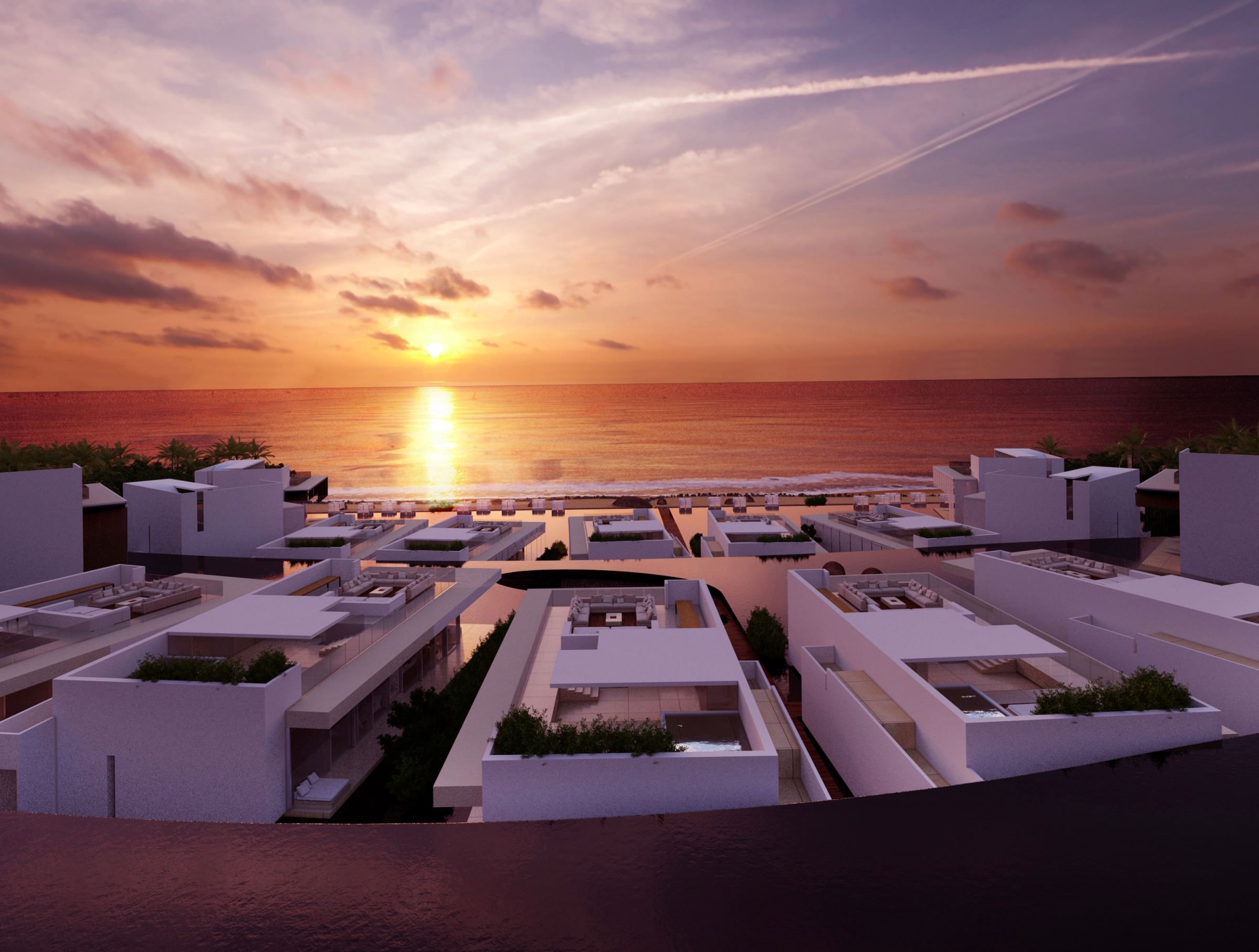 Gallery   Hotel Mar Adentro   Sunset