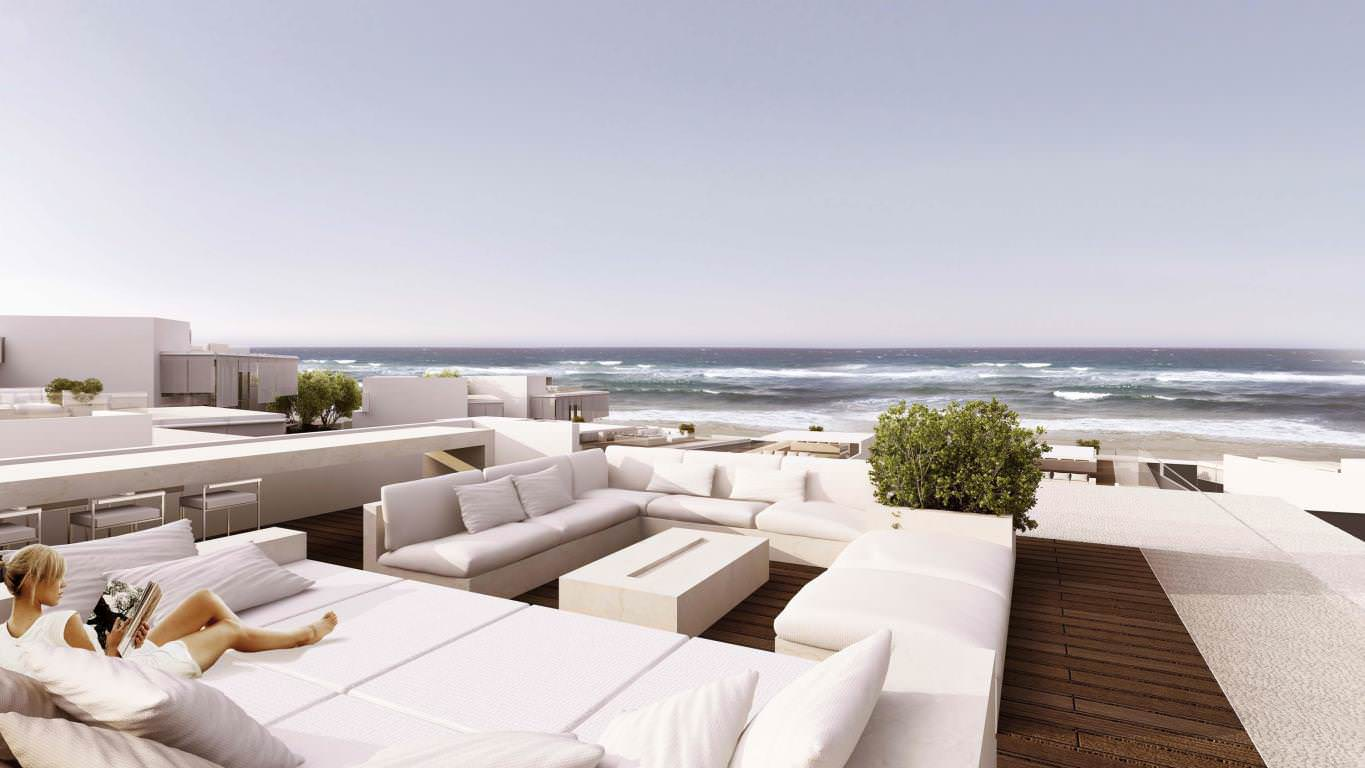 Gallery   Hotel Mar Adentro   Beach Lounge