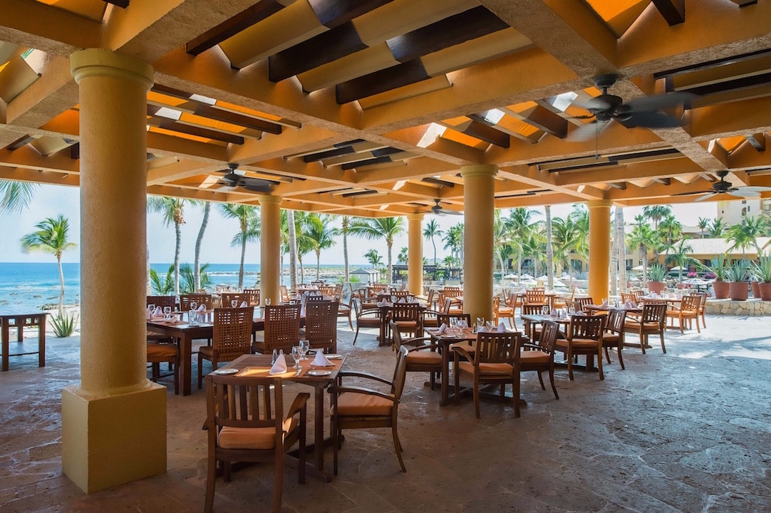 Fiesta americana cabo all inclusive resort for Americana cuisine