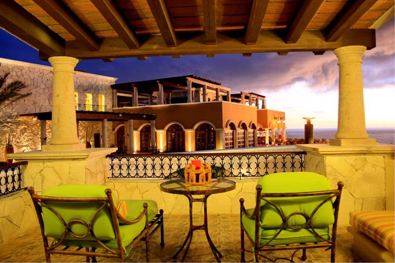 Hacienda Encantada Resort & Spa   Sunset 2