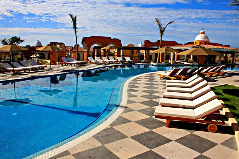 Hacienda Encantada Resort & Spa   Pool